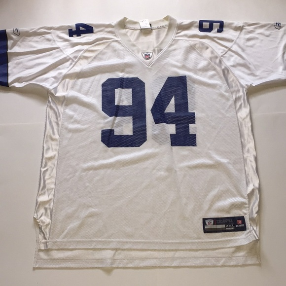 buy online 9e9a1 ee60b Dallas Cowboys #94 Demarcus Ware Jersey sz 2XL